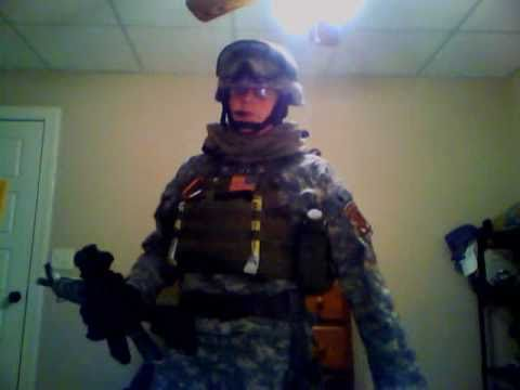 Army Acu Airsoft Loadout How To Save Money And Do It