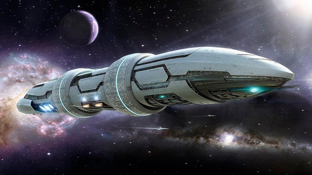 Kosmiczne Megastruktury - Wielopokoleniowy Statek Arka
