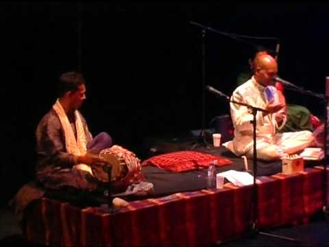 Bhavani Shankar In Holland Along With Manickam Yogeswaran-Vocal And Chandru-Violin