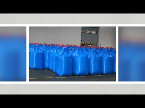 Producent Worków Big Bag Worki Polipropylenowe Opakowania Do Transportu Czołowo Izomer