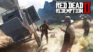 Red Dead Redemption 2 - Latest News! Next Reveal Hints? Graphics, RDR2 App, Release Date & More!