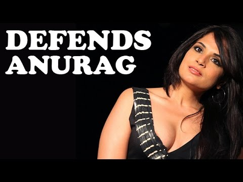 Richa Chadda Defends Anurag Kashyap | EXCLUSIVE