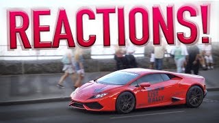 REACTION Video #17 : Niagara Falls--It's a FERRARI!!!  😂😂