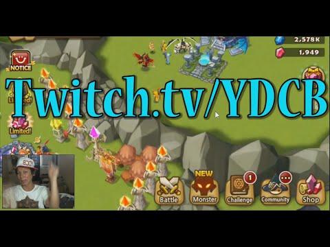 YDCB Summoners War - Shrekt + Stream notice