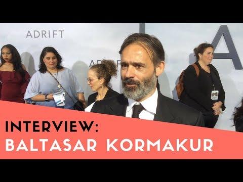 ADRIFT Premiere Interview: Baltasar Kormakur