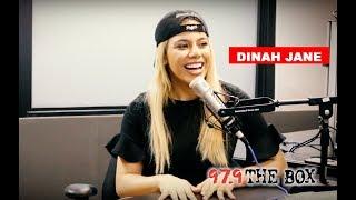 Dinah Jane On Keeping Things Bottled Up, Ghosting People And Discovering Her Voice