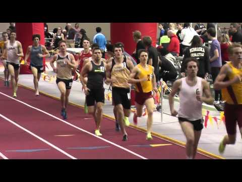 Iowa State Qualifer 2013 - Men's Mile