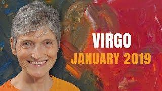 Virgo January 2019 Astrology Horoscope - Inspiring Month Ahead!