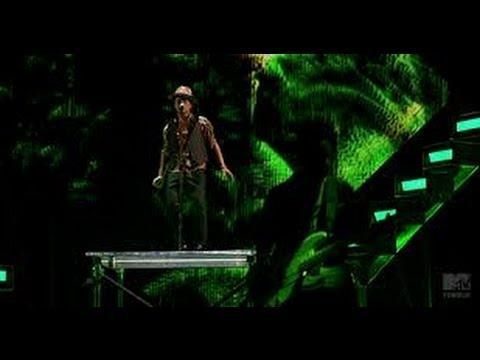 Bruno Mars - Gorilla (live) Subtitulos video