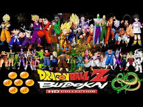 Todos os Personagens - Dragon Ball Z Budokai 3 HD - Xbox 360