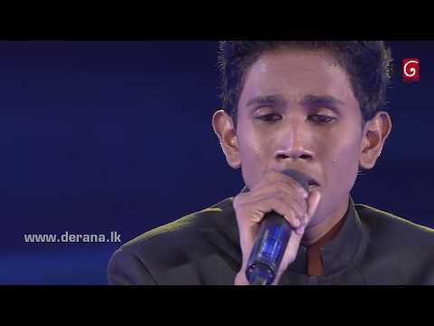 Dream Star Season 07 | Final 14 - Ravindu Lakshan ( 16-09-2017 )