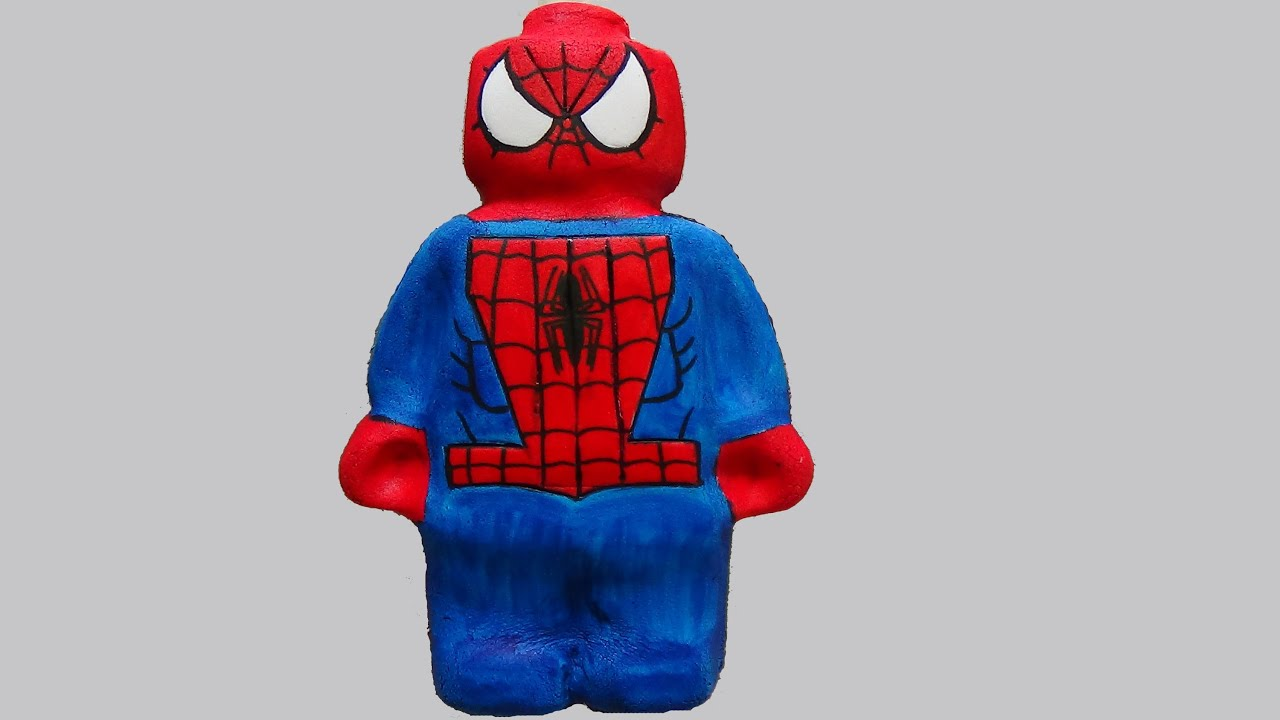 Spiderman Marvel Hero Cake Youtube
