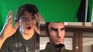 Star Wars Rebels 2x16 Shroud of Darkness - REACTION!!
