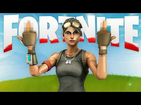 The MOST INSANE RAGE in Fortnite!! (Fortnite Battle Royale Funny Moments)