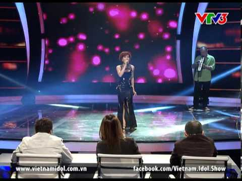 Vietnam Idol 2012 - Uyên Linh - Born This Way