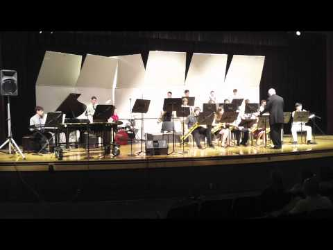 Homage to New Orleans - Performed by the Bloomington High School South Jazz Band