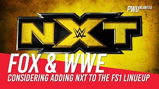 FOX & WWE Considering Adding NXT To The FS1 Lineup