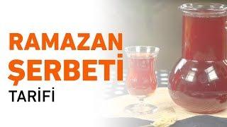 Ramazan Şerbeti Tarifi | Osmanlı Ramazan Şerbeti Nasıl Yapılır?