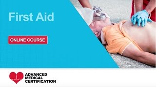 CPR, AED & First Aid: First Aid