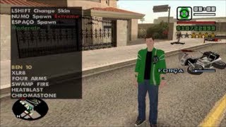 GTA Ben 10 Alien Force (Part 1) By LipBluRay