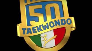 Nuovo Logo FITA: Speciale 50° Anniversario del Taekwondo in Italia