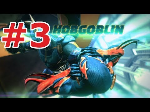 Spider-Man: Shattered Dimensions - Act 1: 2099 - Mission 3: Hobgoblin