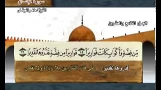 سورة الانسان بصوت ماهر المعيقلي مع معاني الكلمات Al-Insan