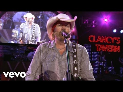 Toby Keith - I Like Girls That Drink Beer