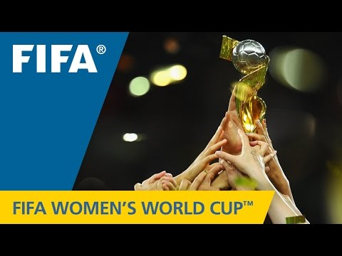100 DAYS TO GO - FIFA Women's World Cup Canada 2015™