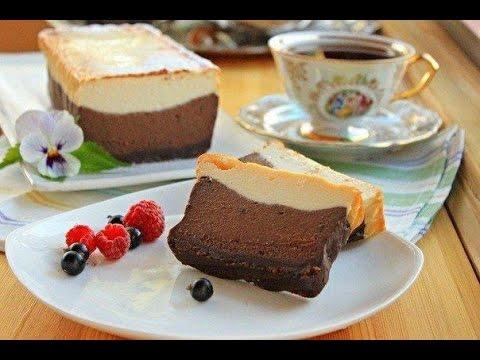 Шоколадно кофейный сырник