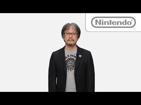 Wii U『ゼルダの伝説 最新作』開発状況に関するお知らせ