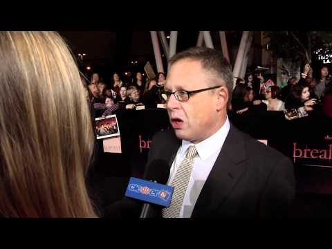 Bill Condon Talks Breaking Dawn At World Premiere