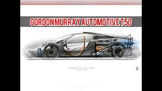 Gordon Murray Automotive T50 | Specs Revealed