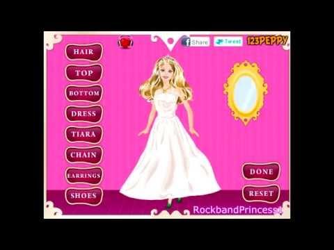 Barbie Games:Barbee Dress Up - Barbie