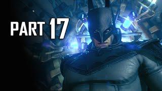 Batman Arkham Knight Walkthrough Part 17 - Anime Skin (Let's Play Gameplay Commentary)