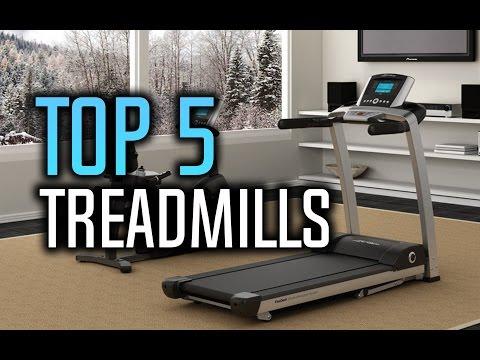 Best Treadmills in 2017