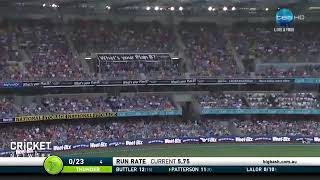 Shadab Khan in  Big Bash