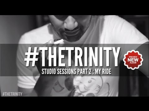 The Bilz & Kashif - The Trinity : My Ride Studio Sessions Part 2 (NEW ALBUM PREVIEW HD)
