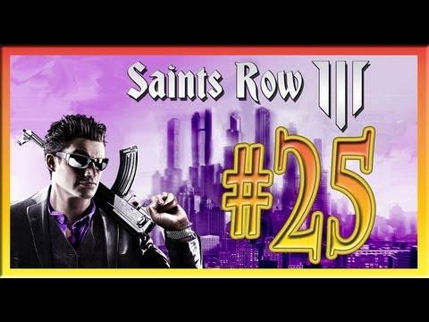 "Saints Row The Third – Let's Play #25 – Una serie di incidenti ""casuali"""