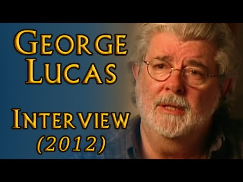 George Lucas Interview (2012) - [24 Mins]