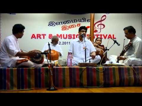 Sree Ramachandranukku Jaya Mangalam - Palghat Ramprasad video