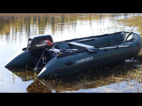 Лодочные моторы и лодки пвх выбор и