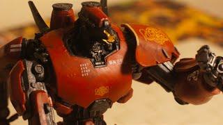 Прохождение игры майнкрафт роботы из тихоокеанского рубежа