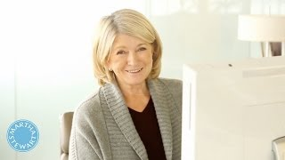 Join Me Thanksgiving Morning at My Home in Bedford, NY - Martha Stewart