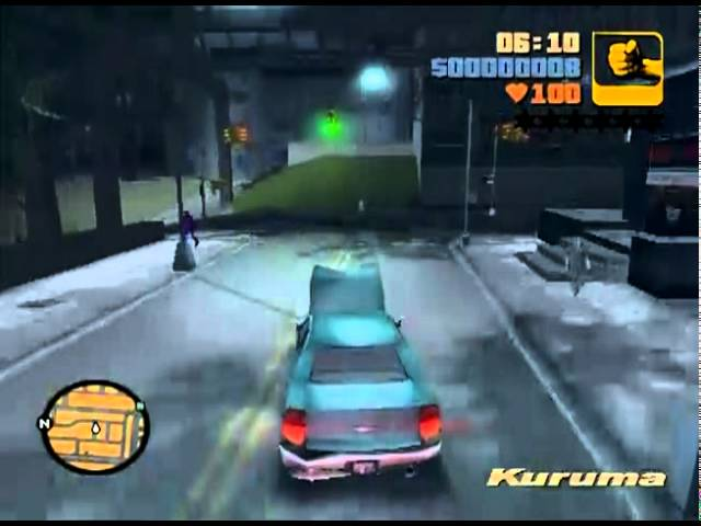 Games to Play on Your Netbook: Grand Theft Auto 3
