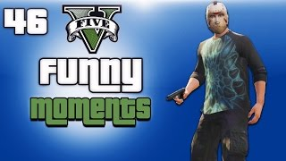 GTA 5 Online Funny Moments Ep. 46 (Windmill Mission, Epic Battle, Huge Explosion)