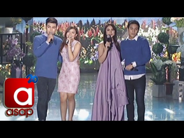 "ASAP: Julia, Miles charm in ""And I Love You So"" prod number"