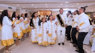 Ethiopian best, amazing beautiful wedding, 2016. Bancheamlak and Solomon
