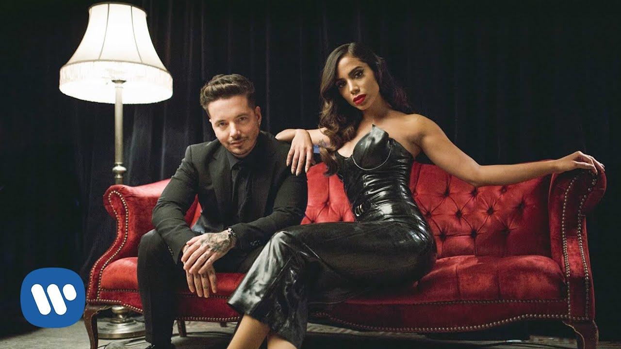 Anitta & J Balvin - Downtown | Official Music Video
