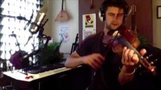 download lagu Tum Hi Ho - Violin Cover By David Ramsay gratis
